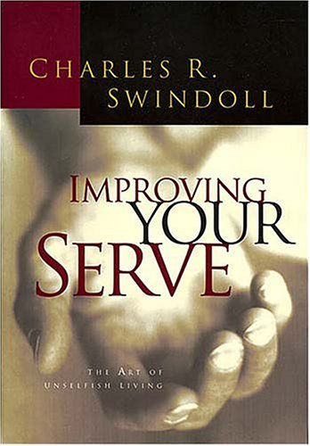 9780849914218: Improving Your Serve