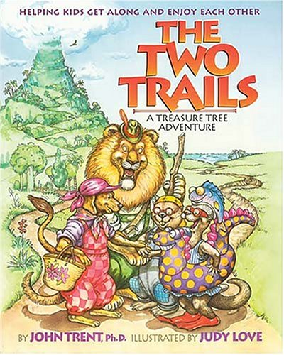 9780849914508: The Two Trails A Treasure Tree Adventure