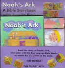 9780849914836: Noah's Ark: A Bible Story Book With Pop-Up Blocks (Bible Blox)