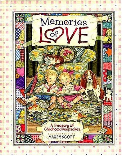 9780849914973: Memories of Love: A Treasury of Childhood Keepsakes