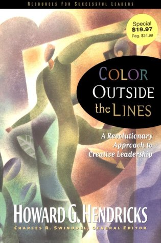 9780849915697: Color Outside The Lines (Swindoll Leadership Library)