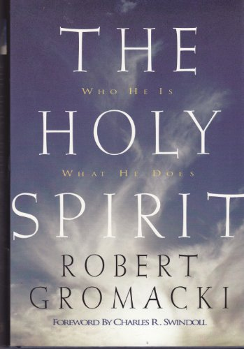 9780849915888: The Holy Spirit (Swindoll Leadership Library)