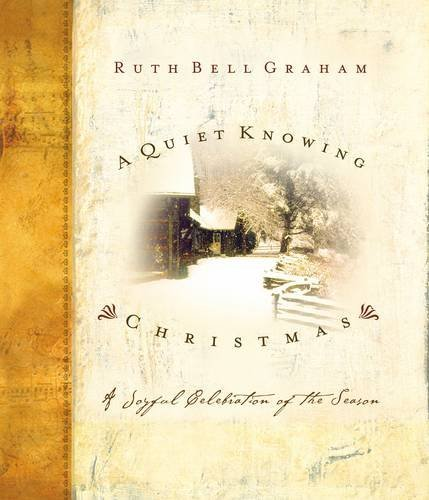 9780849917622: A Quiet Knowing Christmas