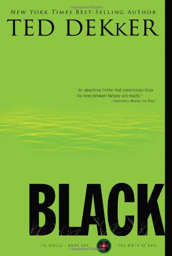 9780849917905: Black (The Circle Trilogy, Book 1) (The Books of History Chronicles)