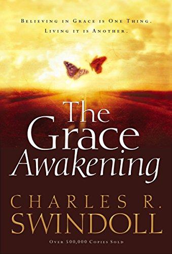 9780849918056: The Grace Awakening