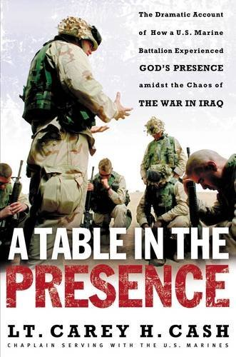 9780849918230: A Table in the Presence