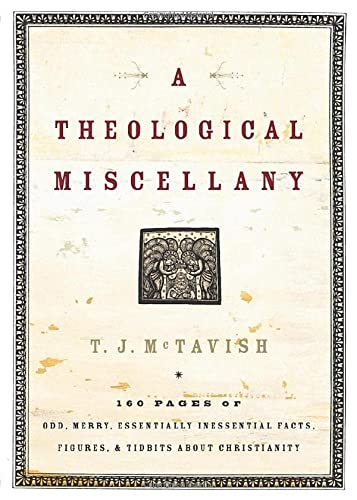 9780849918391: A Theological Miscellany