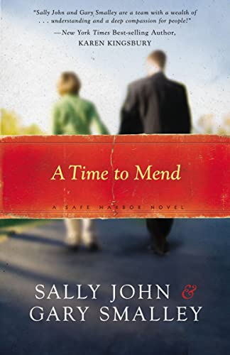 9780849918896: A Time to Mend (Safe Harbor Series #1)