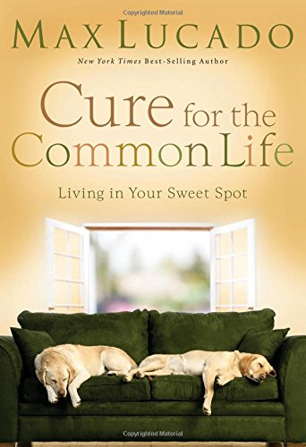 9780849919091: CURE FOR THE COMMON LIFE