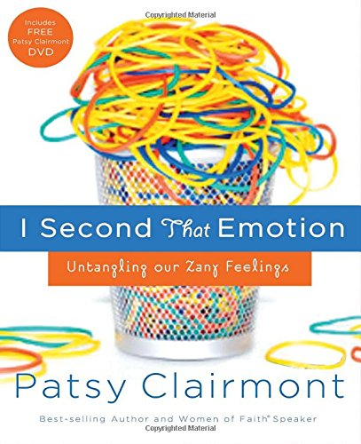 9780849919497: I Second That Emotion: Untangling Our Zany Feelings (Book & DVD)