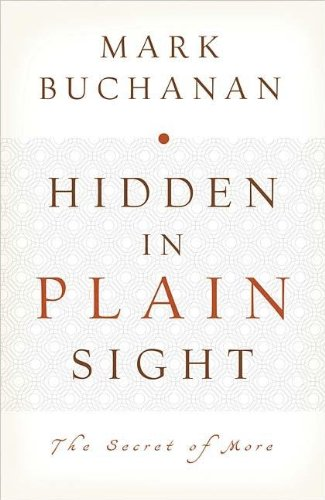 9780849919909: Hidden in Plain Sight: The Secret of More