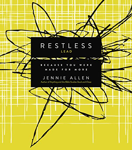 9780849922831: Restless Leader's Guide: Because You Were Made for More