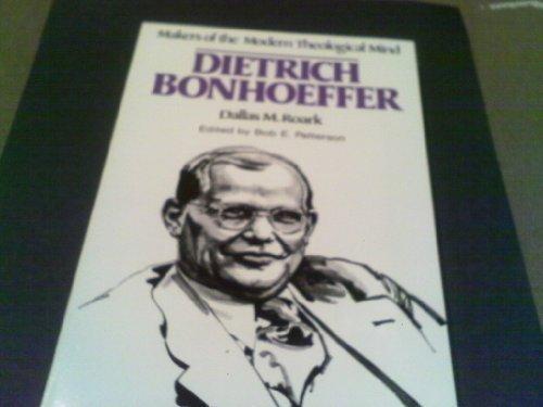 9780849929762: Dietrich Bonhoeffer