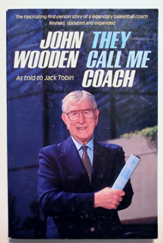 9780849930324: They call me coach: The fascinating first-person story of a legendary basketball coach