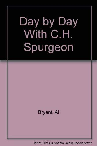 9780849930355: Day by Day With C.H. Spurgeon