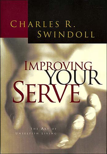 9780849932144: Improving Your Serve