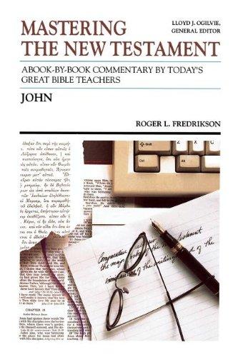 9780849933202: John (Communicator's Commentary) (Vol 4)