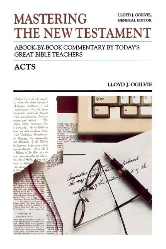 9780849933219: Acts: A Book by Book Commentary on Today's Great Bible Teachers: Acts Vol 5 (Mastering the Old & New Testament series)