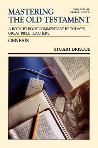 MOT GENESIS (Mastering the Old Testament) (Vol 1) (0849935407) by Briscoe, Stuart