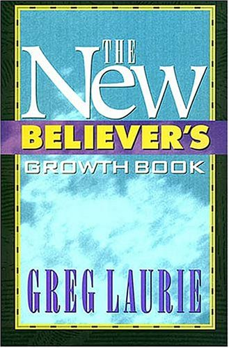 9780849935879: New Believer's Growth Book: A Step-By-Step Guide to Growing in Jesus