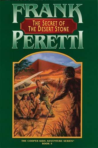 9780849936432: The Secret of the Desert Stone (The Cooper Kids Adventure Series #5)