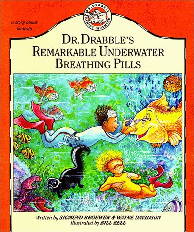 9780849936593: Dr. Drabble's Remarkable Underwater Breathing Pills (Dr. Drabble Series , No 1)