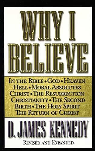 9780849937392: Why I Believe