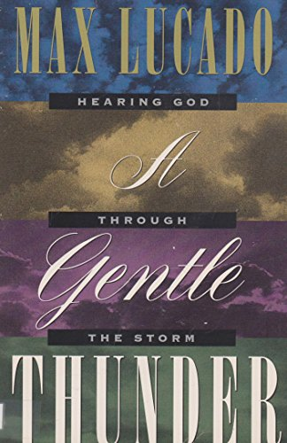 9780849938702: A Gentle Thunder