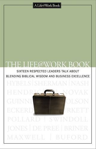 9780849942433: The Life@Work Book