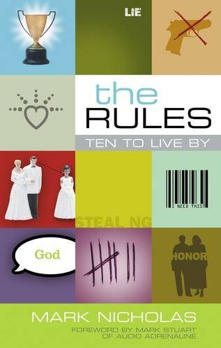 9780849944178: The Rules: Ten to Live by