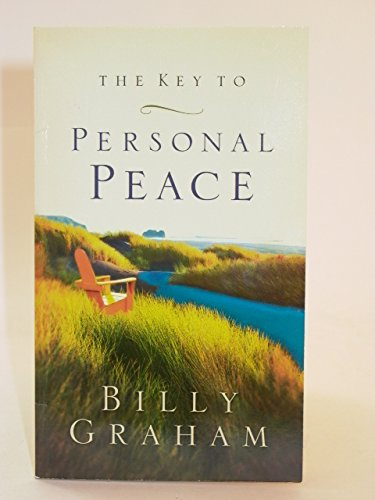 9780849944512: The Key to Personal Peace