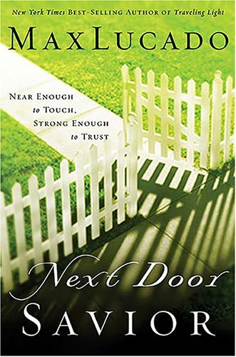 Next Door Saviour: Near Enough to Touch, Strong Enough to Trust