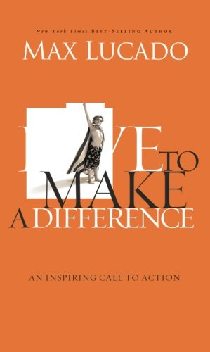9780849946127: Live to Make A Difference