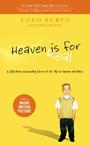 9780849946158: Heaven is for Real: A Little Boy's Astounding Story of His Trip to Heaven and Back