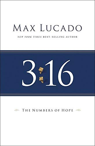 9780849947537: 3: 16: The Numbers of Hope