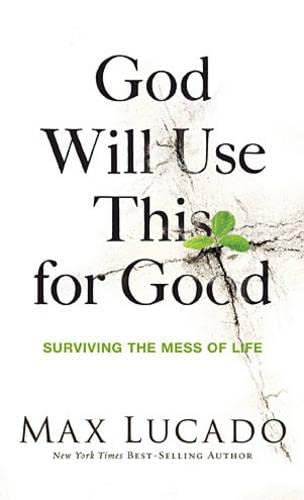 9780849947544: God Will Use This for Good: Surviving the Mess of Life