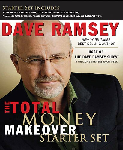 9780849948763: Total Money Makeover Boxed Starter Set (Revised 3rd Ed., Workbook, Audio CD, Financial Peace Personal Finance Software)