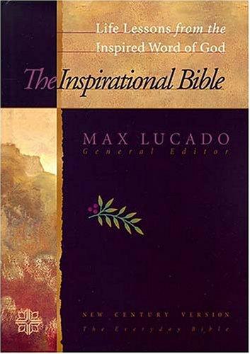 9780849950612: Bible: New Century Version Inspirational Study Bible
