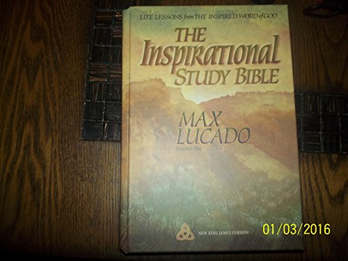 9780849951237: The Inspirational Study Bible/New King James Version