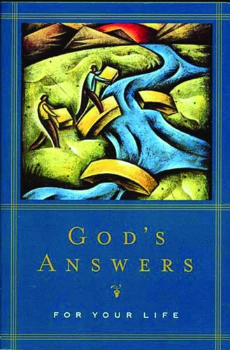 9780849951312: God's Answers for Your Life