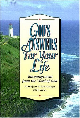 9780849951336: God's Answers for Your Life