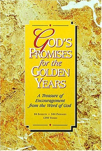 9780849951701: God's Promises for the Golden Years