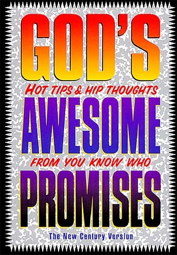 9780849951749: God's Awesome Promises For Teens and Friends