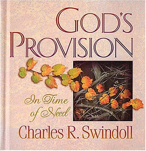 9780849952623: God's Provision in Time of Need