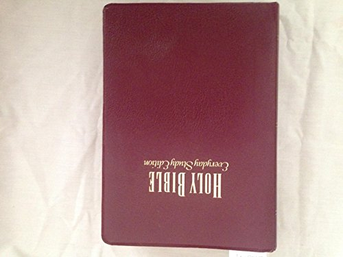 9780849952906: The Everyday Study Bible: For People Who Want to Know the Word