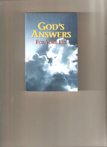 9780849953071: God's Answers for Your Life