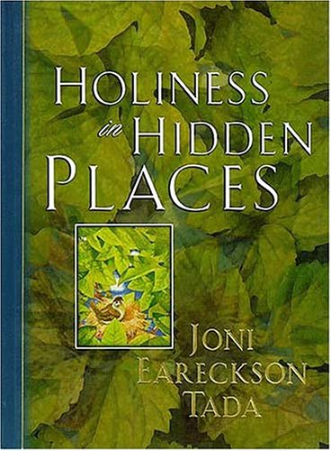 9780849953675: Holiness in Hidden Places