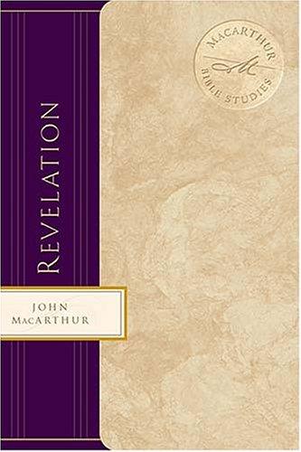 9780849955495: Revelation (MacArthur Bible Study Guides)