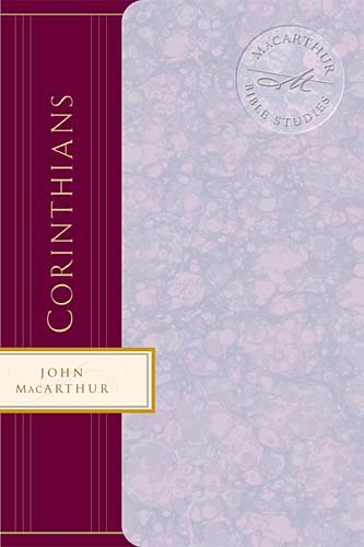 9780849955518: 1 Corinthians: Godly Solutions for Church Problems (Macarthur Bible Studies)