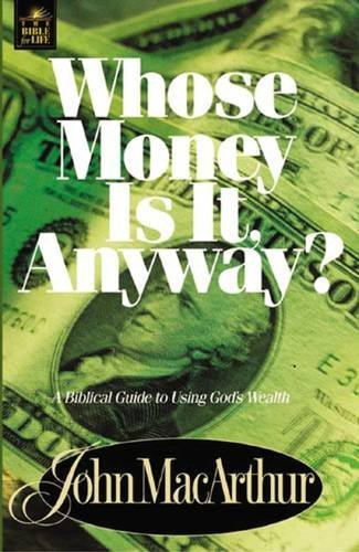 9780849955549: Whose Money Is It Anyway?